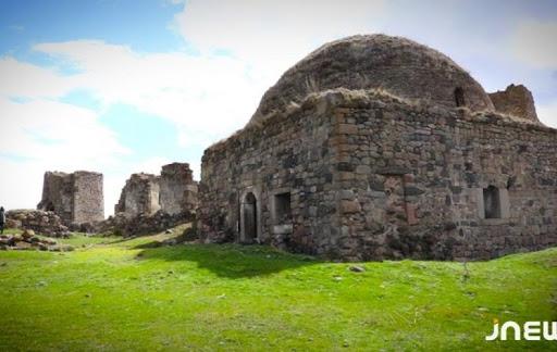 Akhalkalak kalesinin restorasyon çalışmaları Nisan ayında başlayacak