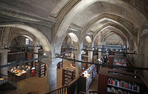 Կեսարիոյ Հայկական եկեղեցին վերածուեր է քաղաքային գրադարանի