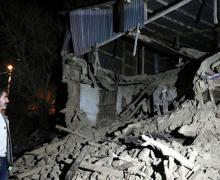 Երկրաշարժ Արևմտյան Հայաստանում
