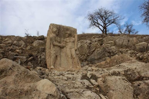 Earthquake-ravaged Arsemia ruins have been closed to visitors