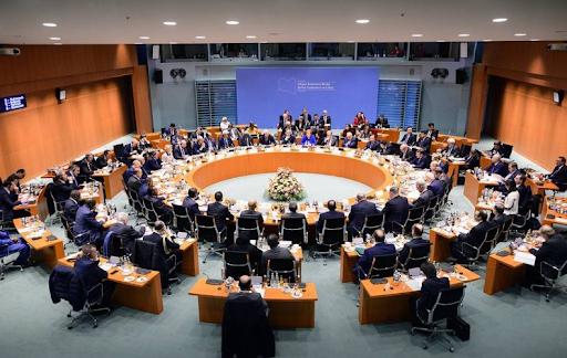 Berlin Zirvesi katılımcıları Libya hakkında ortak açıklamada bulundu