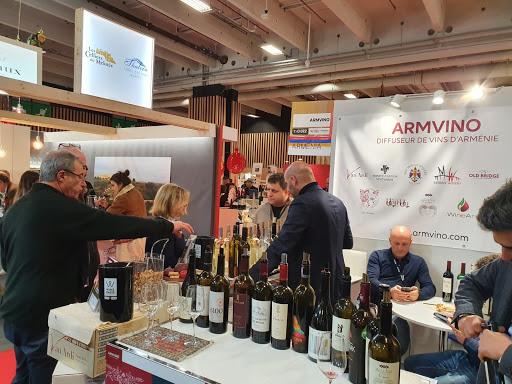 Հայկական գինիները ներկայացուած են Փարիզի գինիի ցուցահանդէսին