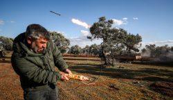 «L'armée syrienne n'hésitera pas à bombarder l'armée turque s'il le faut», selon Tahhan