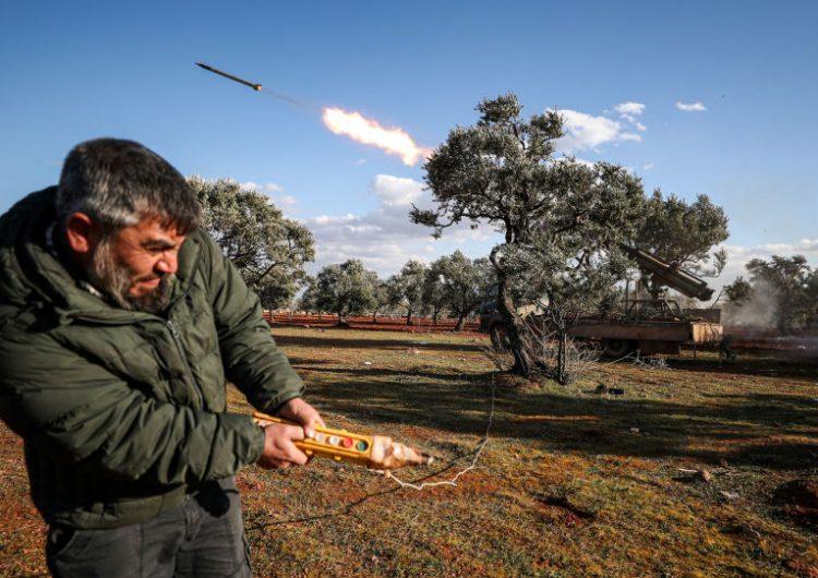 """Tahhan: """"Suriye Ordusu gerektiğinde Türk ordusunu bombalamadan kaçınmayacak"""""""