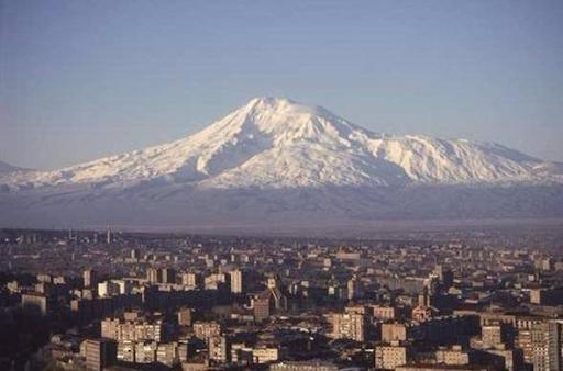 Türk medyası Yerevan ve Ağrı şehirlerinin resimlerini karıştırdı
