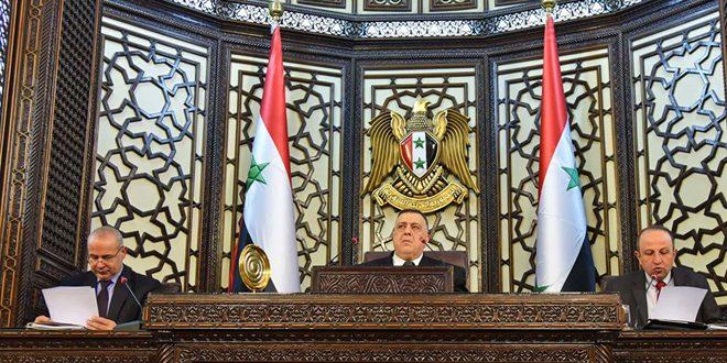 L'Assemblée du peuple adopte à l'unanimité une résolution condamnant le génocide commis par l'Etat ottoman contre les Arméniens