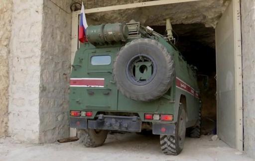 Сирийские военные обнаружили подземный город боевиков