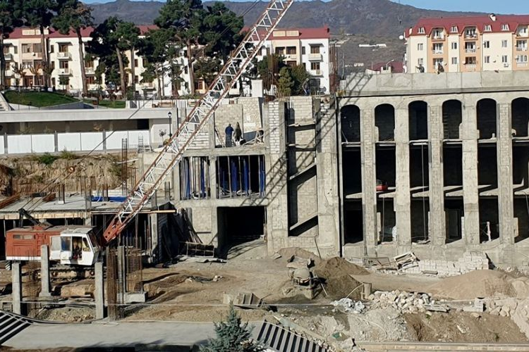 Artsakh'ın yeni devlet Tarih-Arkeoloji Müzesi binası 2020 yılının sonunda faaliyete geçecek