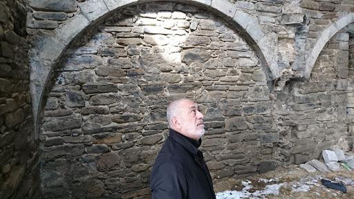Արեւմտեան Հայաստանի Նախագահ Արմենակ Աբրահամեանը այցելեր է Մուշ