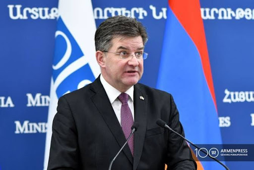Глава МИД Словакии посетит Армению