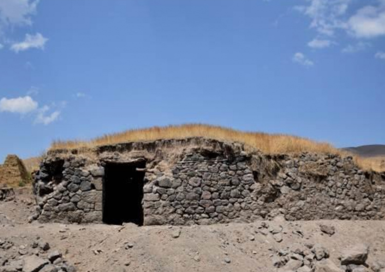 New historical-archeological materials have been discovered in Tsaghkunq