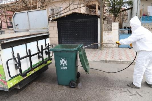 Արևմտյան Հայաստանի մի շարք շրջաններում կատավում են հասարակական վայրերի ախտահանման գործողություններ