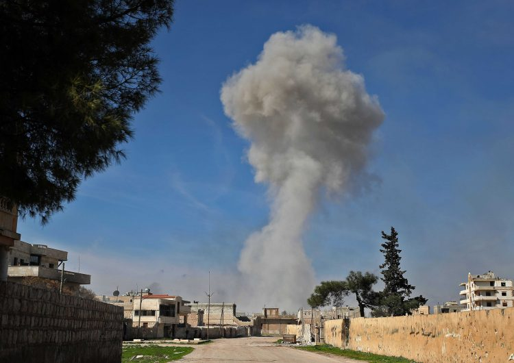 Turkey has losses in northeast Syria