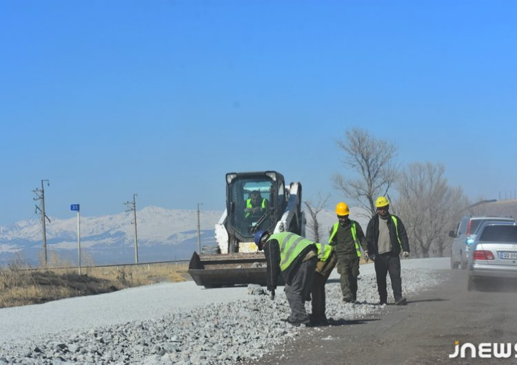Վերսկսեր են Ախալքալաք-Հայաստան ճանապարհի վերանորոգման աշխատանքները