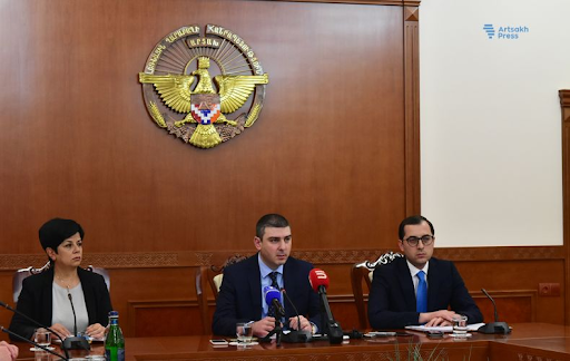 Artsakh has no problems with food security. Grigory Martirosyan
