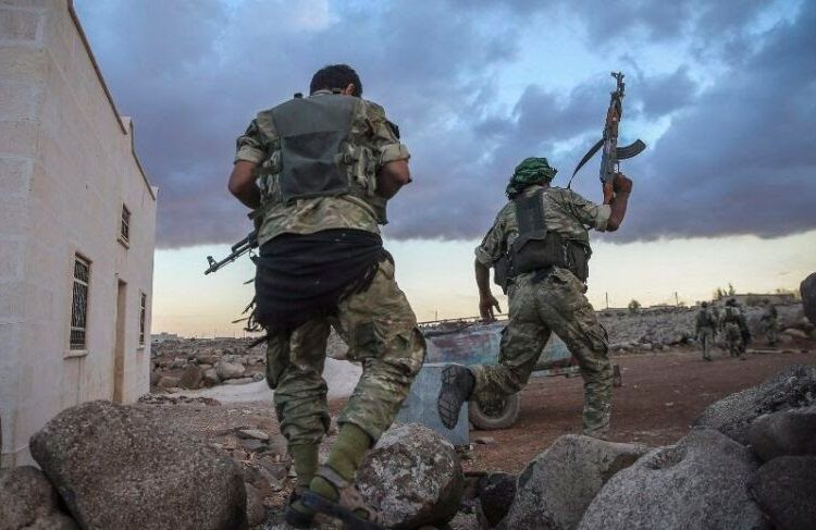 Turkey saves terrorists in Syria by sending them to Libya