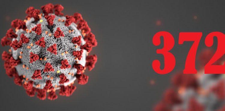 Ermenistan Cumhuriyeti'nde 43 koronavirüs enfeksiyonu vakası daha doğrulandı, toplam enfekte sayısı 372