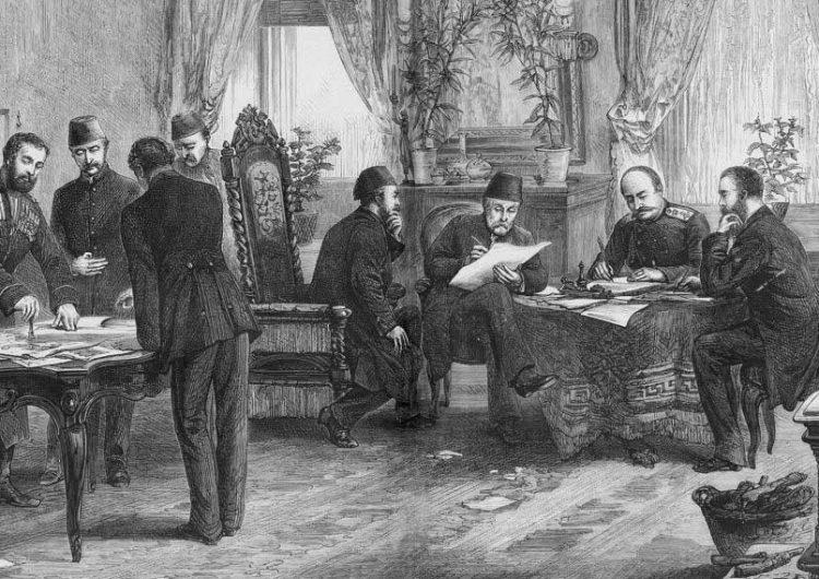 1878 թուականի այս օրը կնքուեցաւ Սան-Ստեֆանոյի պայմանագիրը