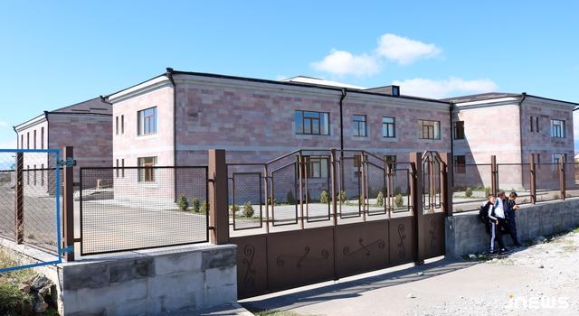 Cavakhk'daki okulların yenilenmesi için ihaleler açıklandı