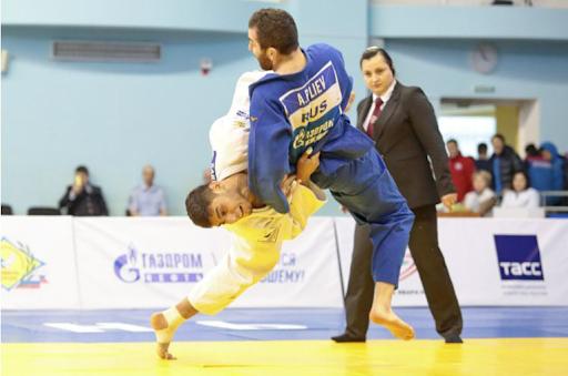 Ermeni atlet Rusya Federasyonu Judo şampiyonasını kazandı
