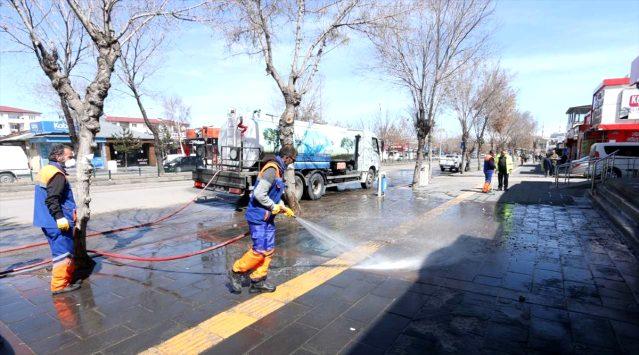 Արեւմտեան Հայաստանի մայրաքաղաք Կարինի մէջ 1,5 միլիոն քառակուսի մետր տարածք  ախտահանուեր է