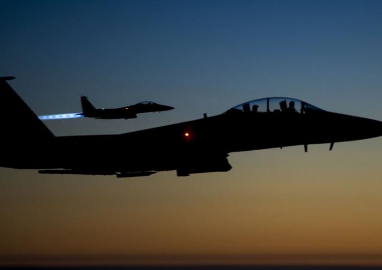 ԱՄՆ-ը օդային հարուածներ հասցուցեր է Իրաքի տարածքին