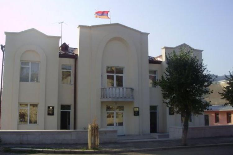 Artsakh Cumhuriyeti'nin Askeran şehrinde yerel seçimler gerçekleşti