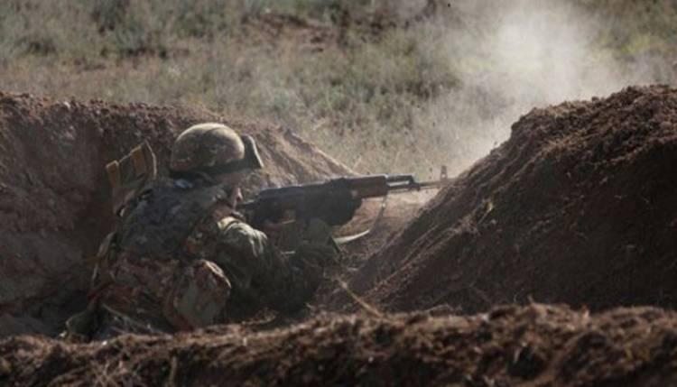 Ermenistan Cumhuriyeti Savunma Bakanlığı: Bir sızma girişimi önlendi, düşman kayıplar verdi