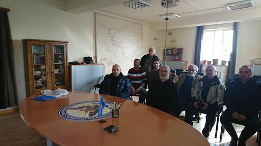 Meeting of the President of Western Armenia Armenak Abrahamyan with the Haigian Congregation