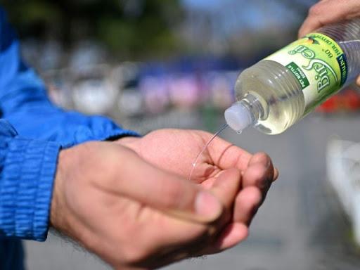 L'eau kolonya en Arménie Occidentale fait partie des cinq gestes « barrière » pour freiner le Coronavirus