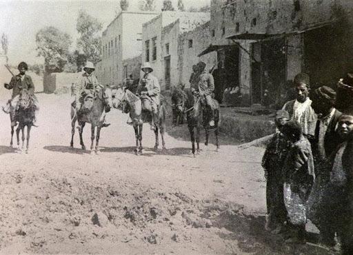 1915թ Խնուս. Բասկանի ողբերգությունը