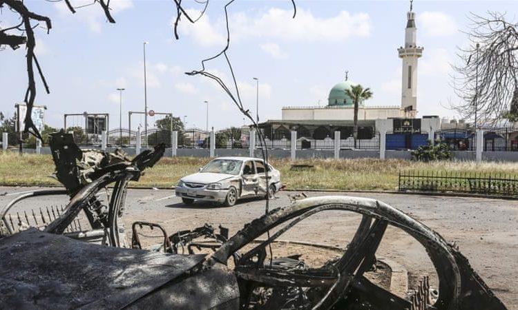 Լիբիային զէնք մատակարարելու արգելքը խախտելուն համար' ՄԱԿ-ը քննադատեր է Թիւրքիային