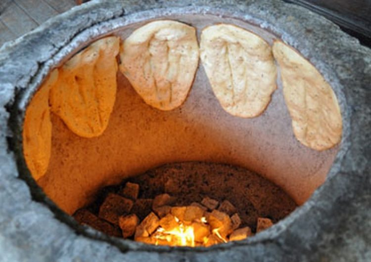 Interest in bread baked in tonir is increasing in Western Armenia