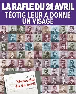 24 Nisan'a adanmış anıtsal kitap