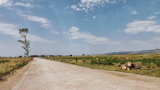 Cavakhk'taki Baralet-Ekhtila yolu onarılacak