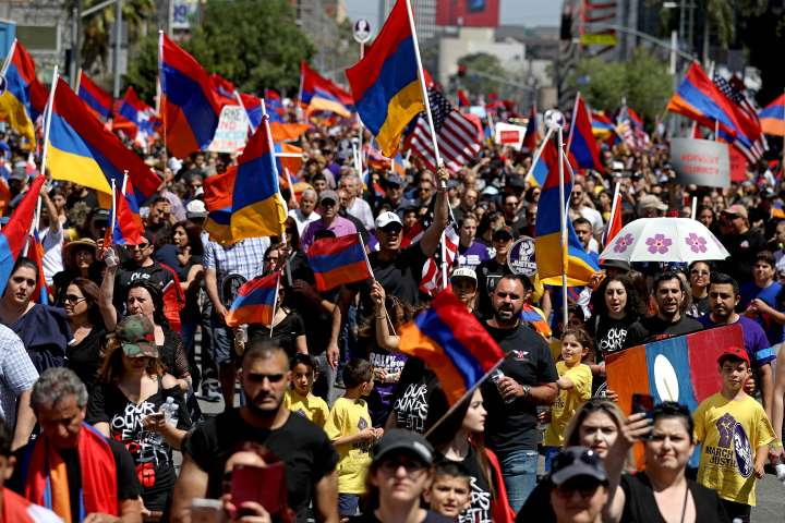 All events dedicated to the April 24 Genocide against Armenians in Los Angeles are canceled