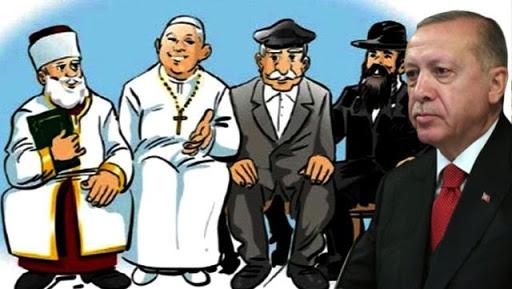Էրդողանին վրդովեցրել է ալևիականությունը որպես կրոն ներկայացնող մոտեցումը