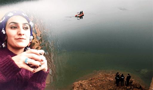 Dersim'de Baraj Gölünde Bulunan Cansız Beden Esma Kılıçaslan'a Ait