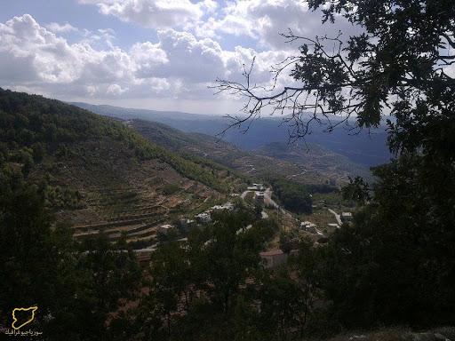 Teröristler Lazkiye bölgesindeki yerleşim birimlerini bombaladı