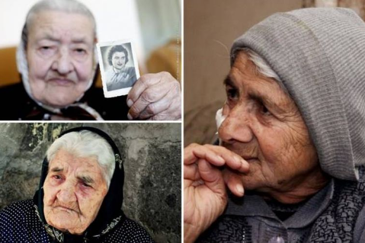 Ցեղասպանութիւնը վերապրած երեք մարդ կ'ապրի Հայաստանի մէջ