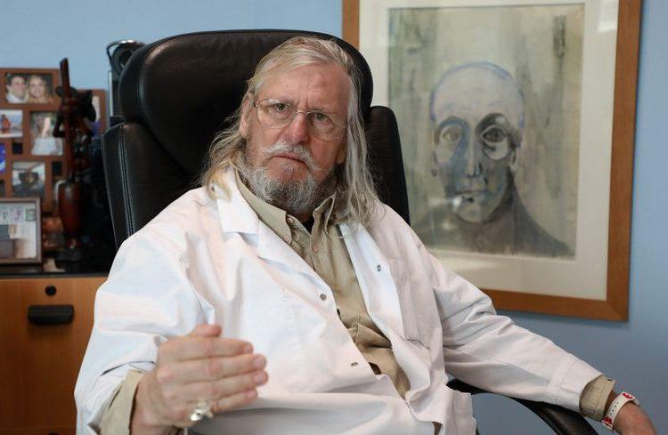Պրոֆեսոր Դոկտոր Ռաուլտը, Կովիդ -19-ի բուժման գործին քլորոքինի դերը եւ անոր քննարկումը