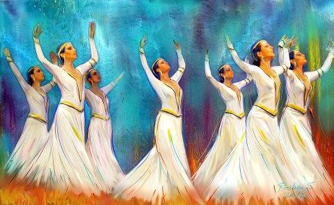 Сегодня Всемирный день танца