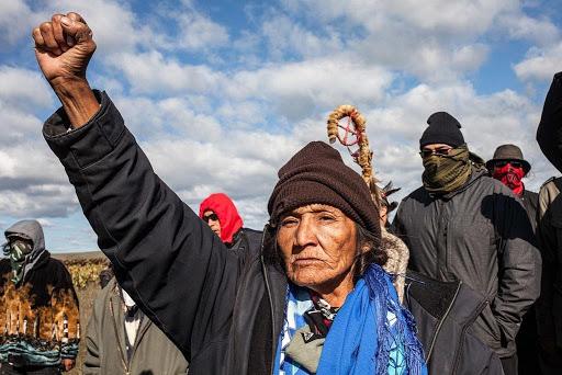Победа Сиу над  газопроводом Dakota Access