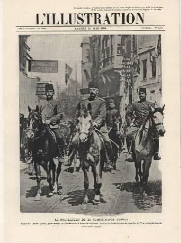 Le 13 avril, début des Massacres d'Adana