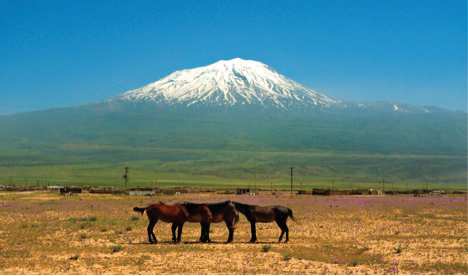 Путешествие на родину, Западная Армения
