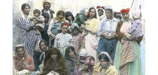 Ցեղասպանության ընթացքում հայ կանայք զոհ էին