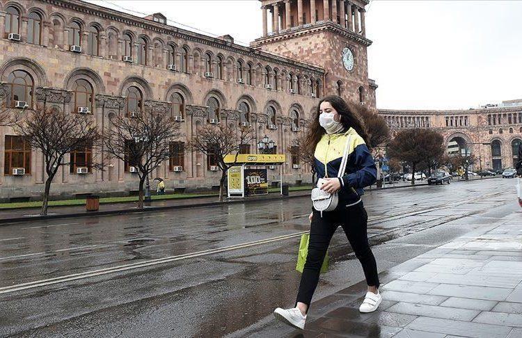 Ermenistan Cumhuriyeti'nde 28 yeni koronavirüs enfeksiyonu vakası kaydedildi