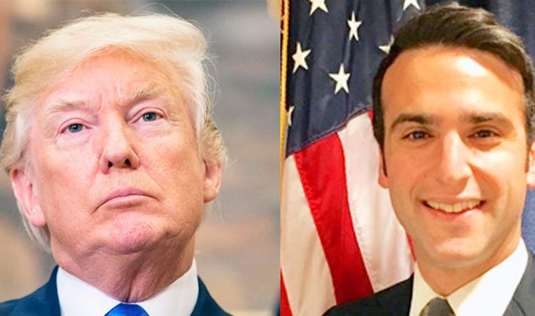 Trump, Ulusal İstihbarat Direktörü Ofisi Genel Sekreteri görevine Patrick Hovakimyan'ı aday gösterdi