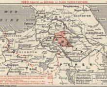 Sur les fronts Est et Ouest, la situation politico-militaire arménienne en Orient en mai et juin 1918