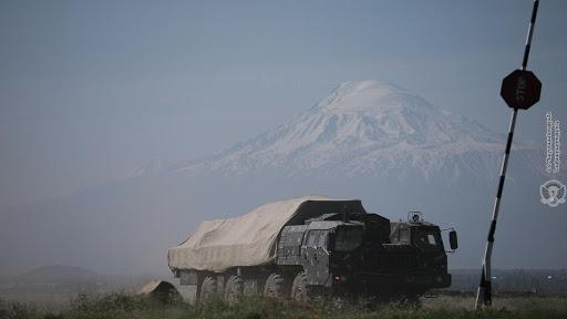 Rusya, Nahçavan'ın yolunu açtı: Ermeni ordusu Smerç sistemlerini hazır hale getirdi